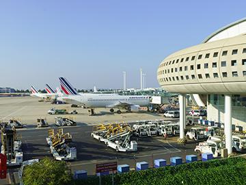 Aeropuerto Roissy CDG